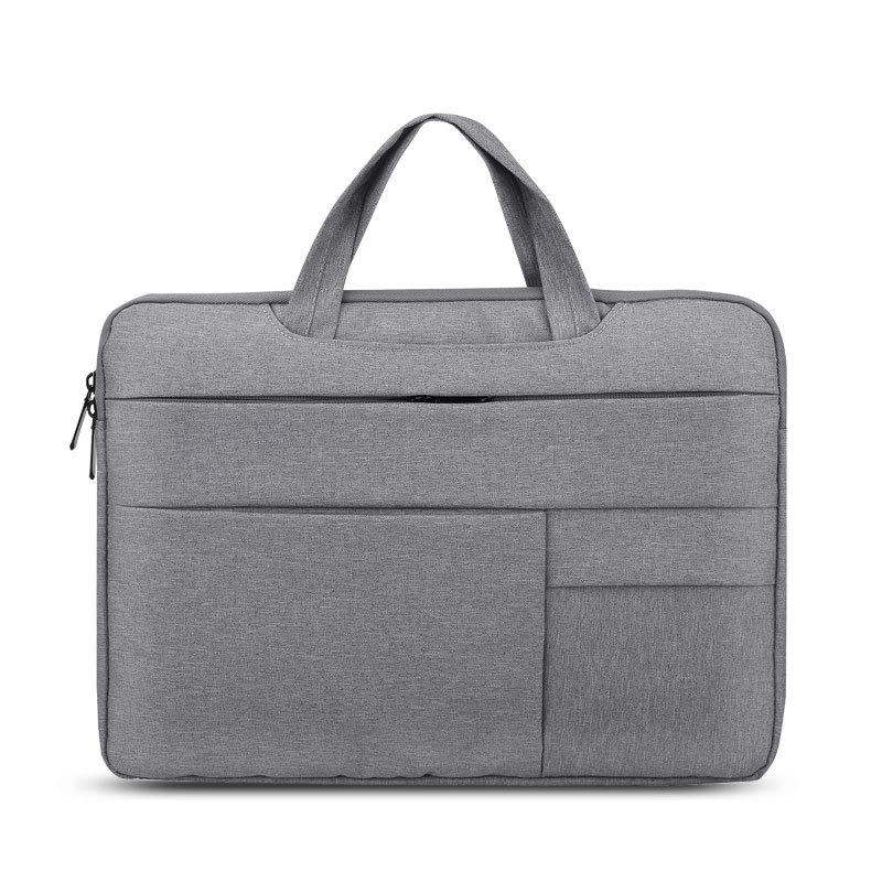 Apple ASUS laptop bag 13 inch men and women business laptop bag handbag 15.6-inch computer bag