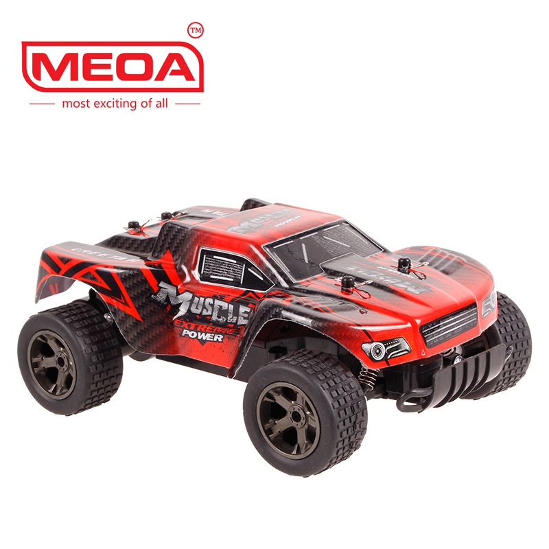 MEOA Christmas gift 1:20 high-speed competitive electric remote control car anti-fall and anti-seism