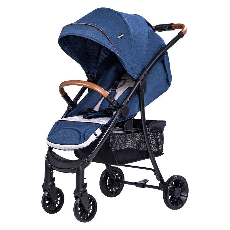 Xe đẩy trẻ em có thể ngồi và nằm đa chức năng Serarbol