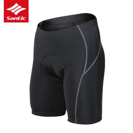Trang phục xe đạp  Bộ quần áo đi xe đạp mùa xuân / mùa hè Santic dành cho nam đi xe đạp Jersey dành
