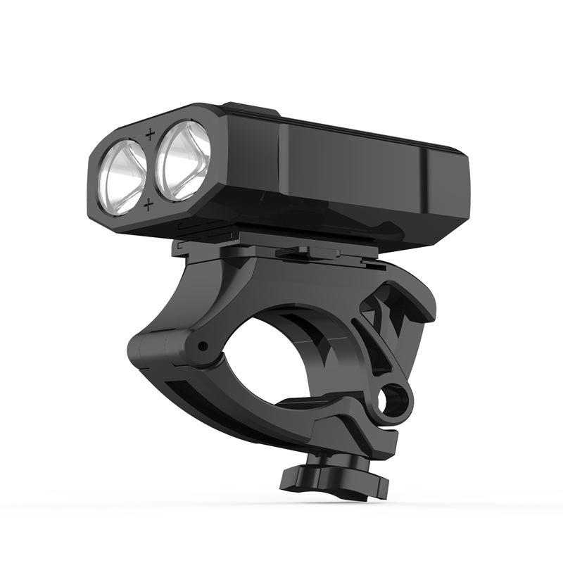 Đèn pha xe đạp leo núi sạc USB đèn pha siêu sáng .