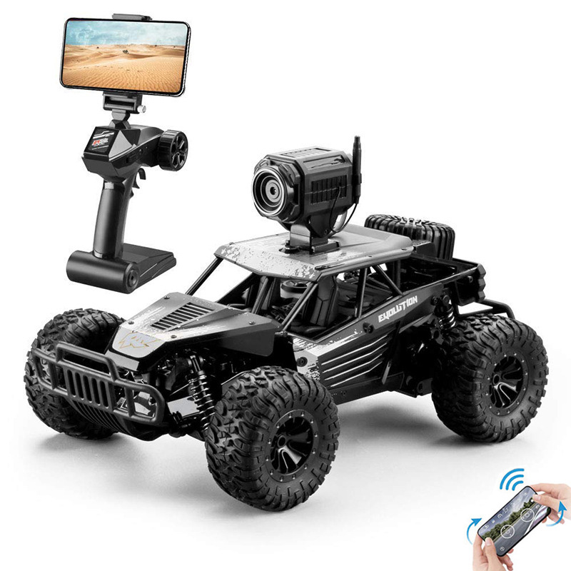 RESRIX RC remote control camera off-road vehicle mobile phone control real-time image transmission r