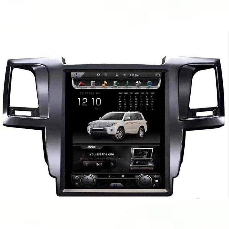 Roadrunner manual air conditioner Android smart navigation all-in-one 12.1 inch mobile phone interco