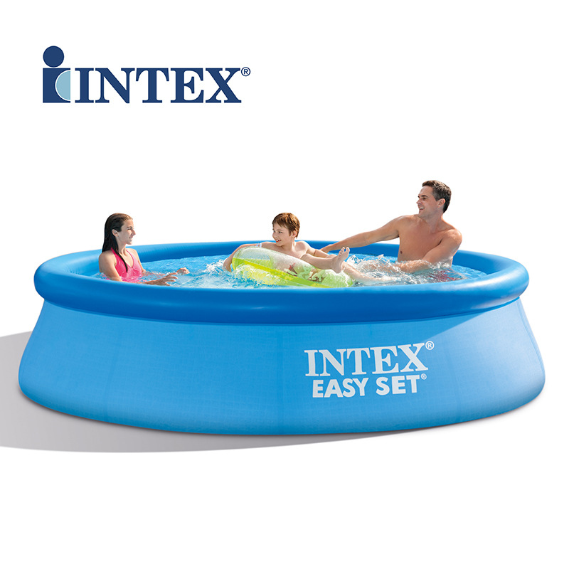 INTEX 28120 baby swimming pool baby kid fish pond children's pool home adult large inflatable swimm