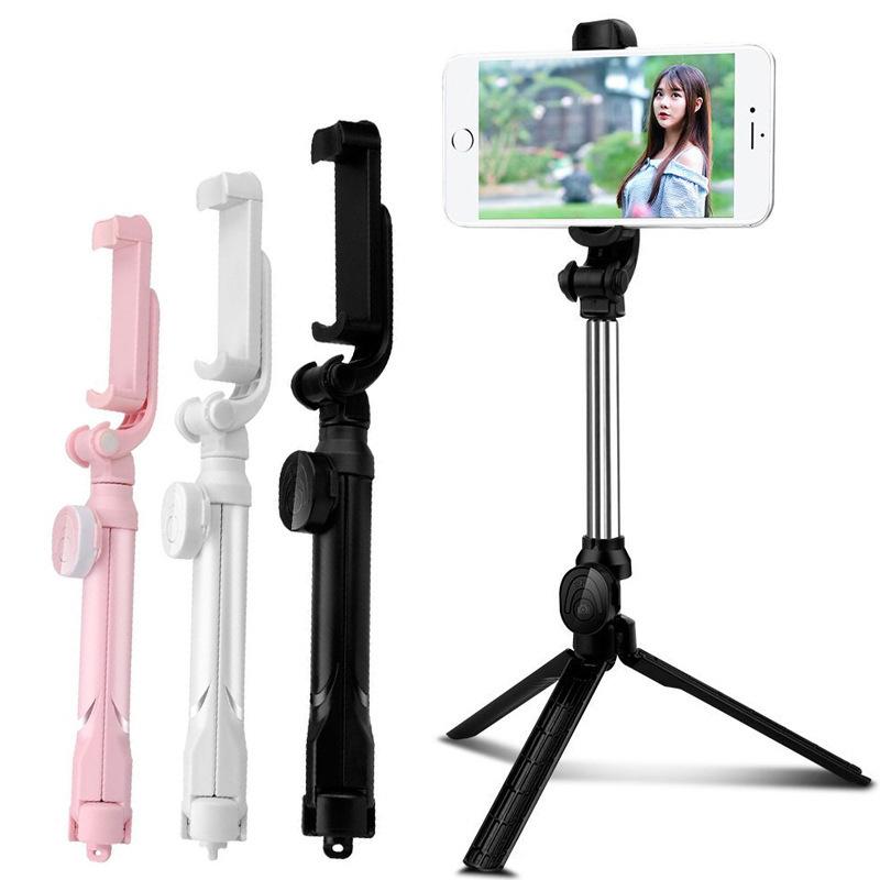WOPAIDA The new XT10 tripod selfie stick, mobile phone horizontal and vertical shooting live selfie