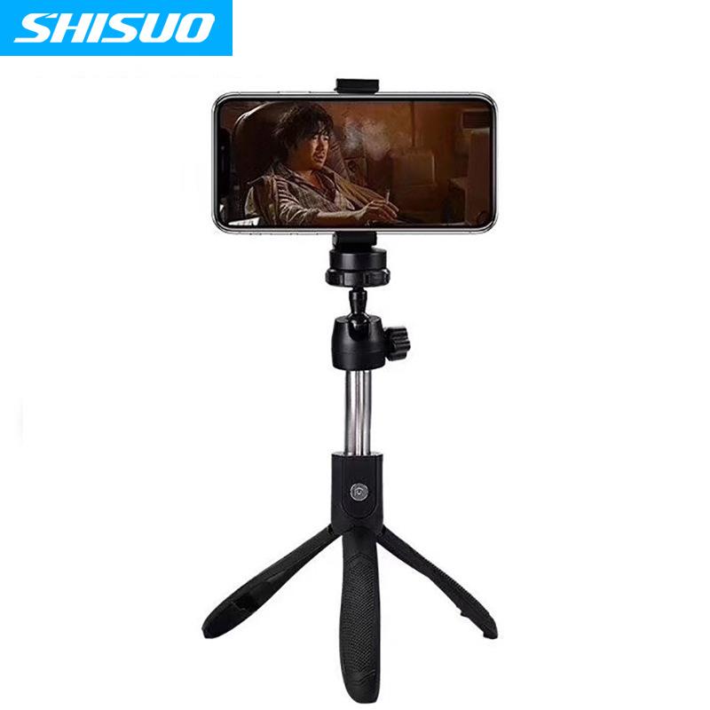 SHISUO K06 bluetooth selfie stick mobile phone remote control high-end tripod universal multifunctio