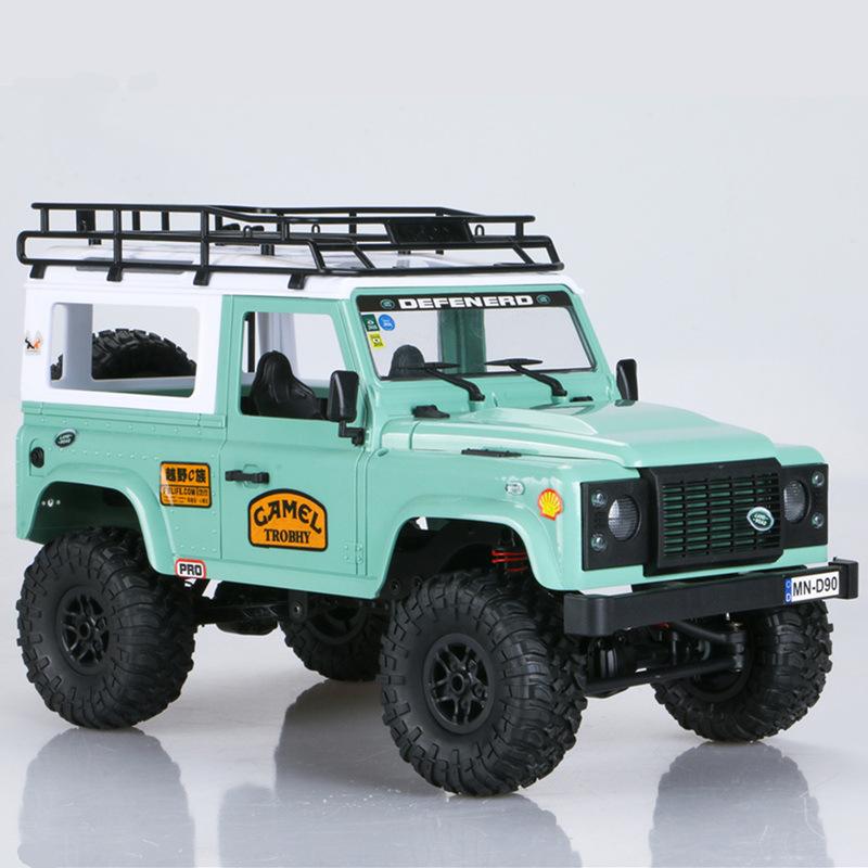 MN MODEL Mangniu WPL cross-border D90MN99S remote control car rc car full scale model children's to
