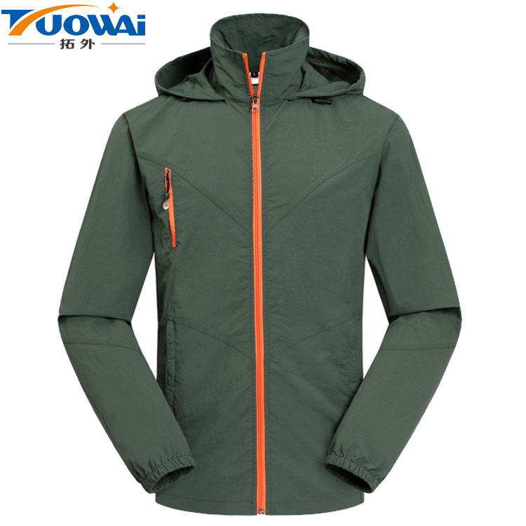 Tuowai outdoor quick-drying underwear for men and women riding mountaineering clothes sports jackets