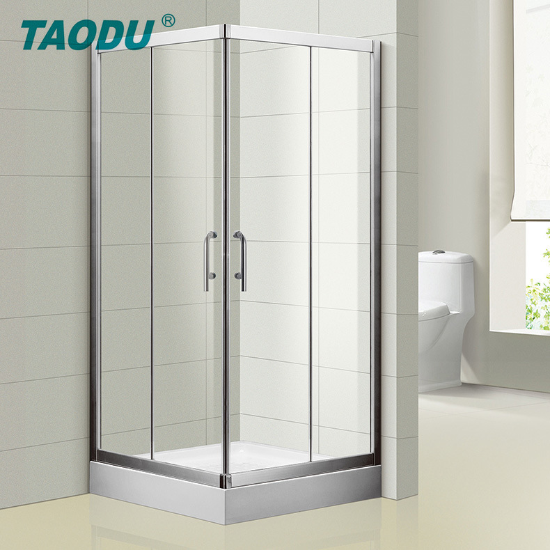 Shower room, integrated bathroom, glass partition, sliding door, integrated bathroom, bathroom, show