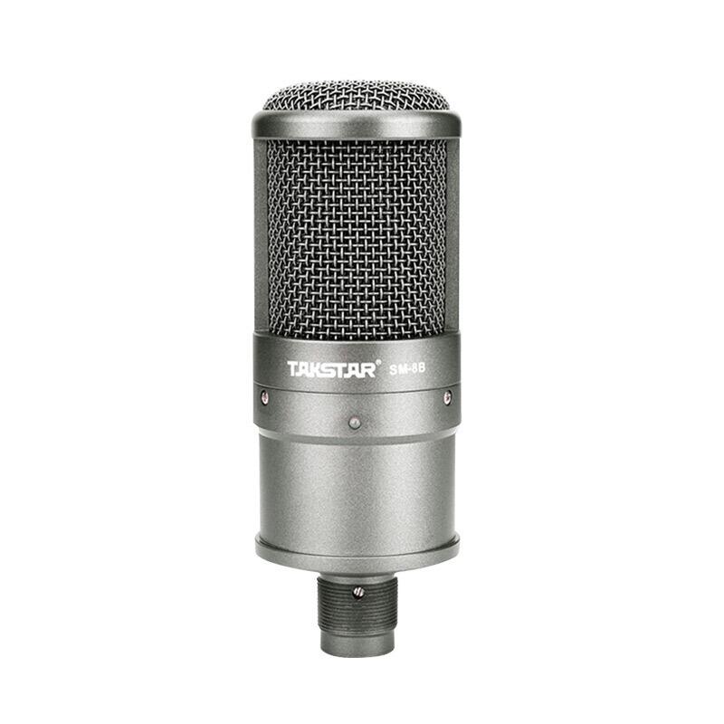 Takstar wins SM-8B-S condenser microphone computer K song microphone recording dubbing equipment sho