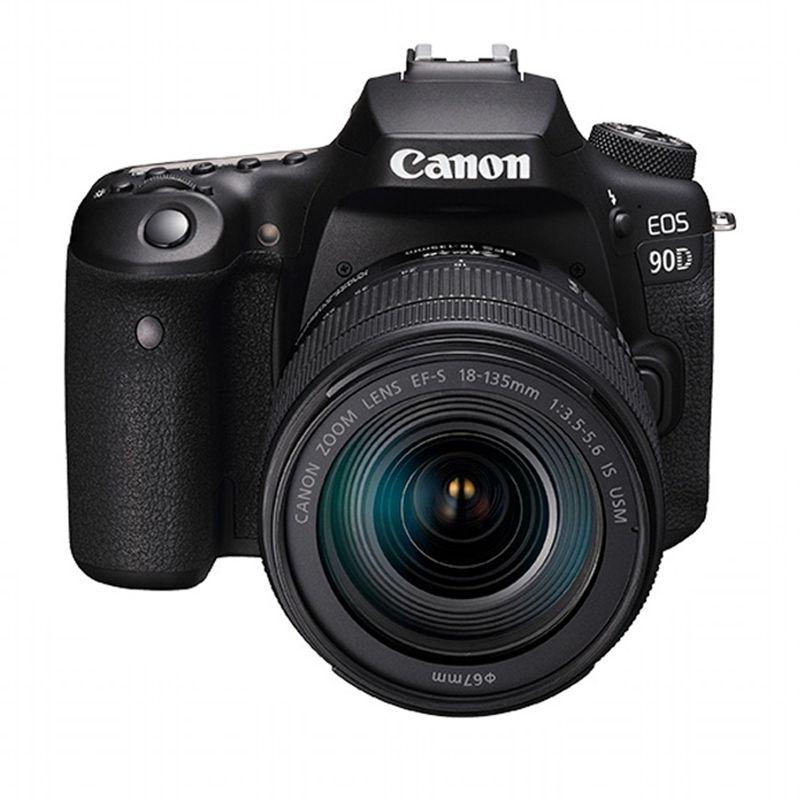 Canon/Canon EOS 90D (18-135USM) set of high-definition camera SLR camera Canon 90d