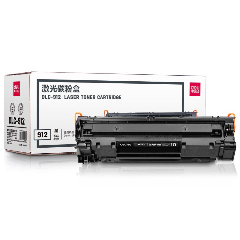 DELI Effective DLC912 toner cartridge Canon 6018 3010 925 3018 hp285A hp1102 M1132