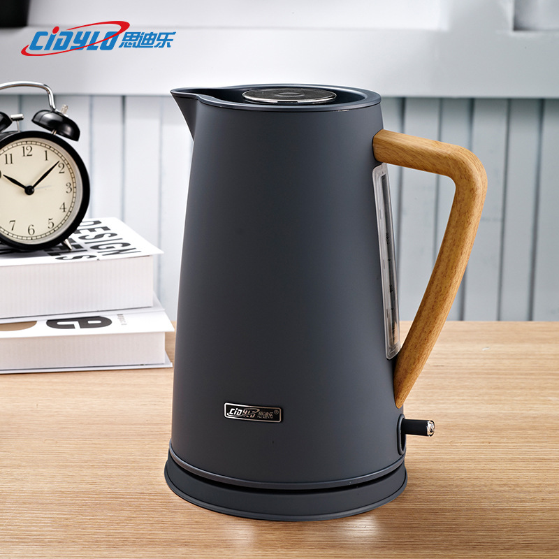 Sidi Le European Creative Electric Kettle Small Appliances Wholesale 304 Stainless Steel Automatic P