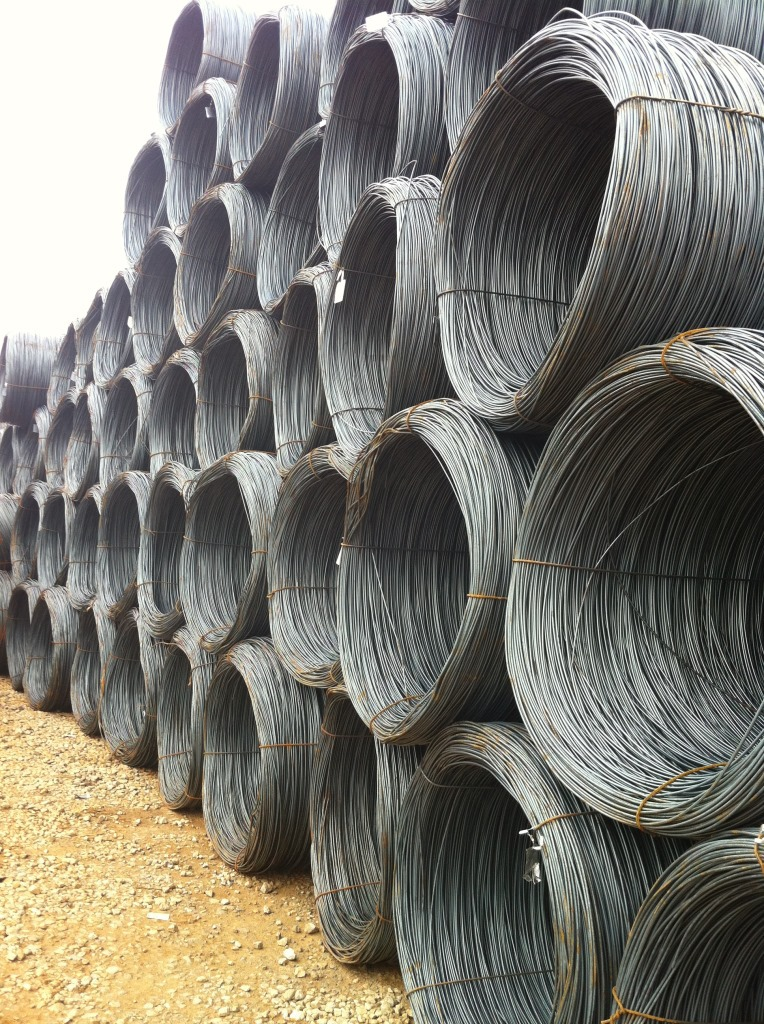 HPB300 high-speed wire / coiled round Qujing Phoenix Steel