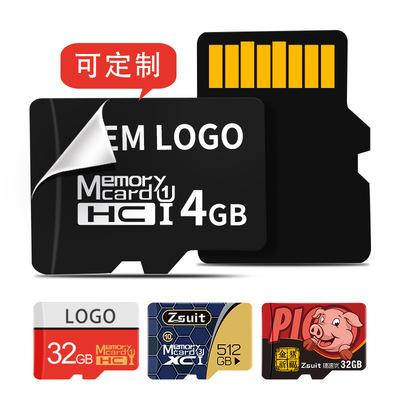 JIESUYOU Thẻ nhớ Thẻ nhớ 8g thẻ nhớ flash tùy chỉnh SD16g điện thoại di động Thẻ tf 64g thẻ lưu trữ