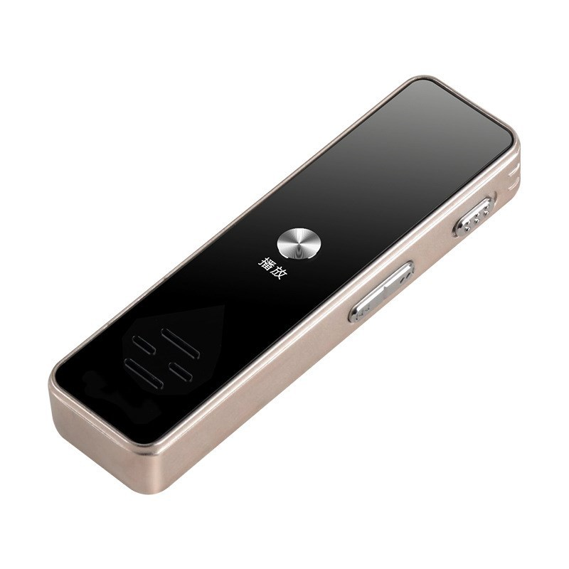 Portable mini mp3 player student business meeting intelligent high-definition noise reduction voice
