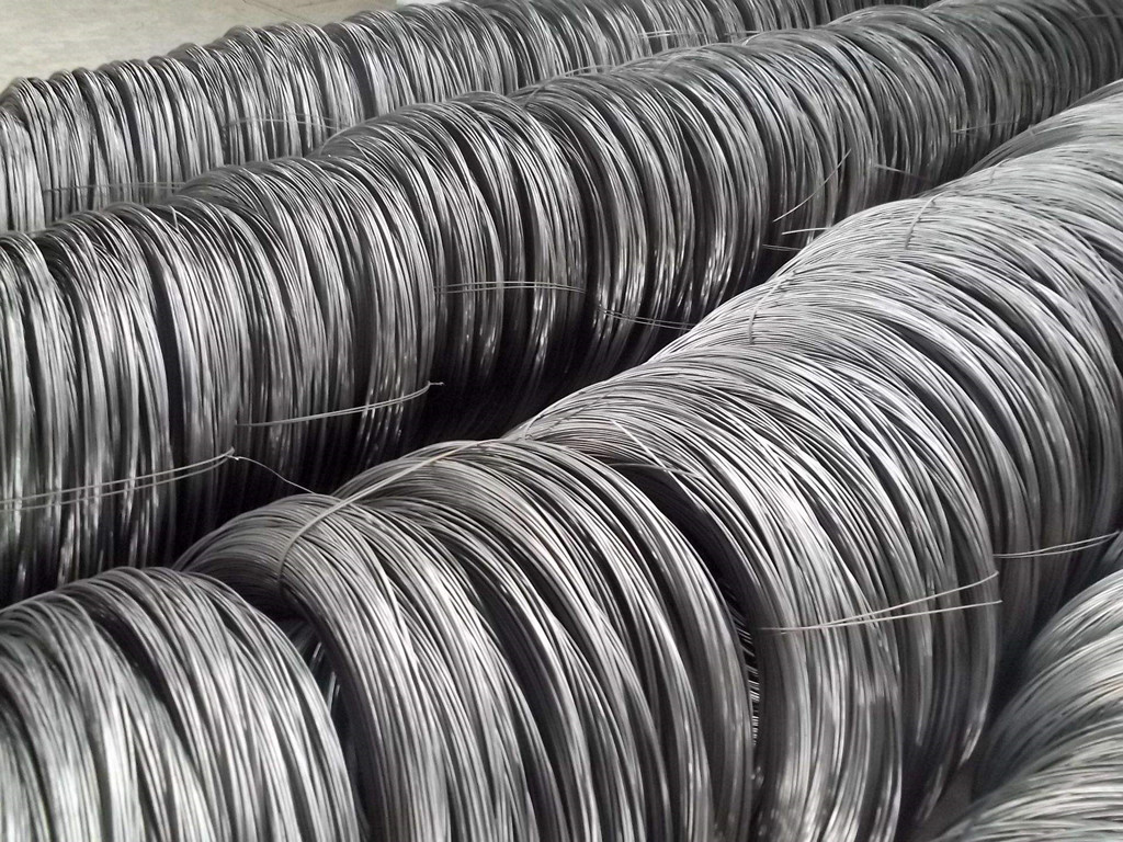 Wire Q235 cold lap wire high wire wire rod straightening to length