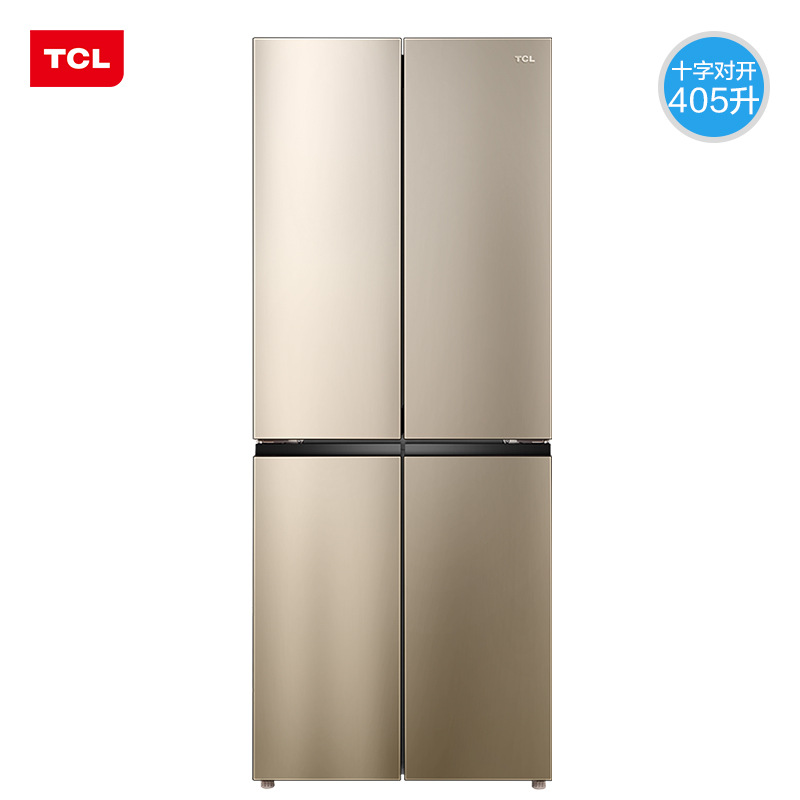 TCL R405V1-U405 liters large-capacity air-cooled frost-free four-door refrigerator household ultra-t