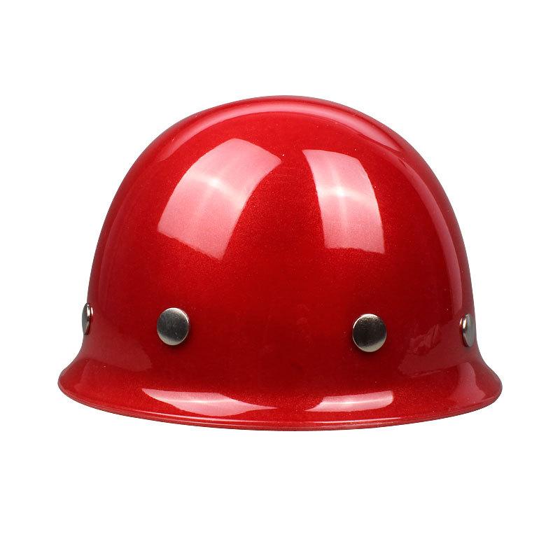 Yufeng glass fiber reinforced plastic key Y-shaped helmet five-color optional construction site helm