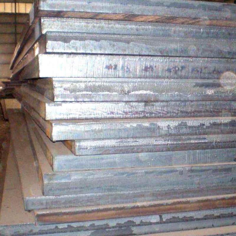 Q235B hot-rolled steel plate Q235B hot-rolled steel plate Q460E medium and thick steel plate can be