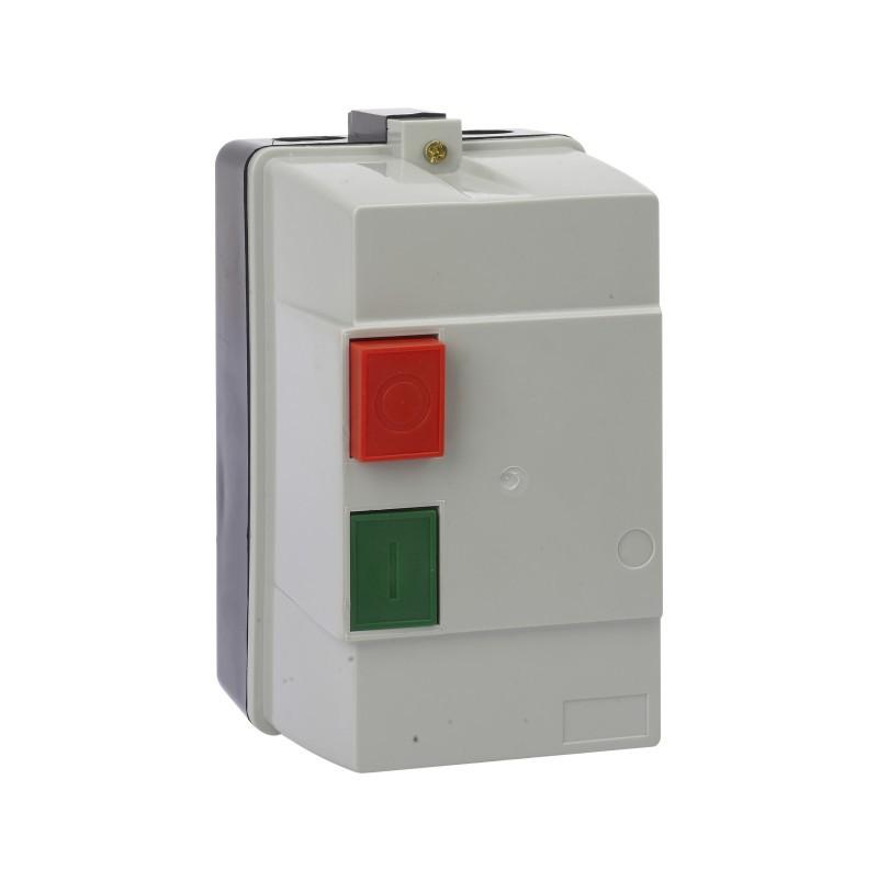 QCX2-65 magnetic starter LE1-D655 electromagnetic starter 220V380V motor protector