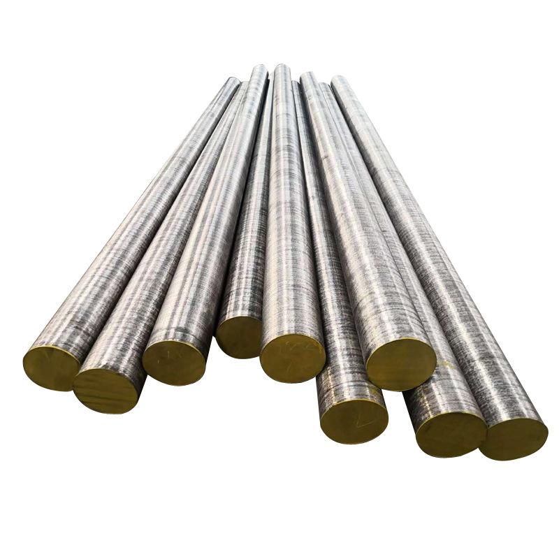 Q235 45# Round Steel Hot-rolled Round Steel Cutting Low Alloy Round Steel