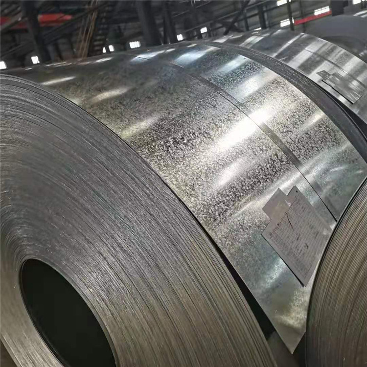 Galvanized steel strip Q345B high zinc layer galvanized steel strip Q235 narrow galvanized steel str