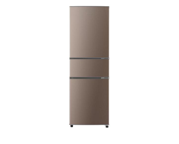 Skyworth BCD-220T Elegant Brown Micro-freezing room -7℃-0℃ Upgrade four-dimensional uniform cooling