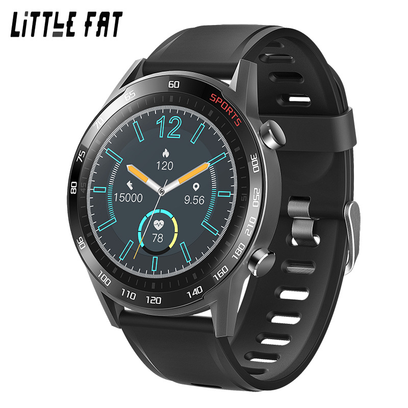 Body temperature T23 smart watch, cross-border heart rate, blood pressure, health monitoring, call i