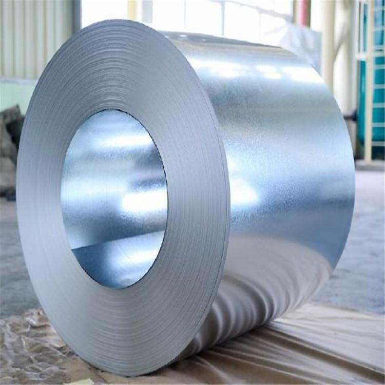 High zinc layer galvanized sheet