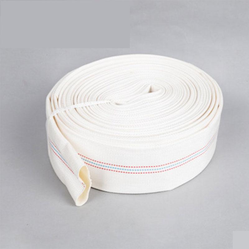 Fire hose / fire fighting equipment / hose / canvas hose / hose