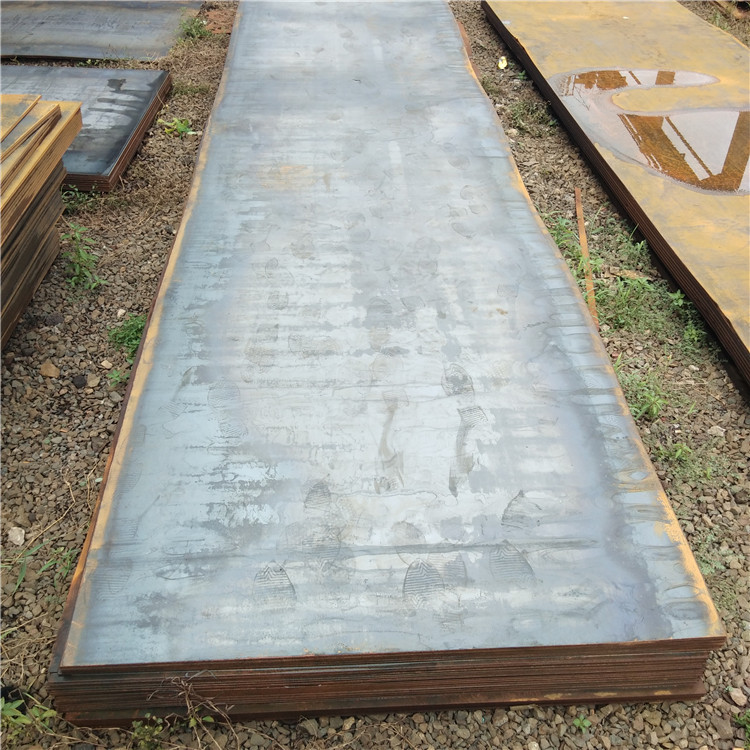 Material Q345B 9.75*1500*6000 hot rolled flat plate