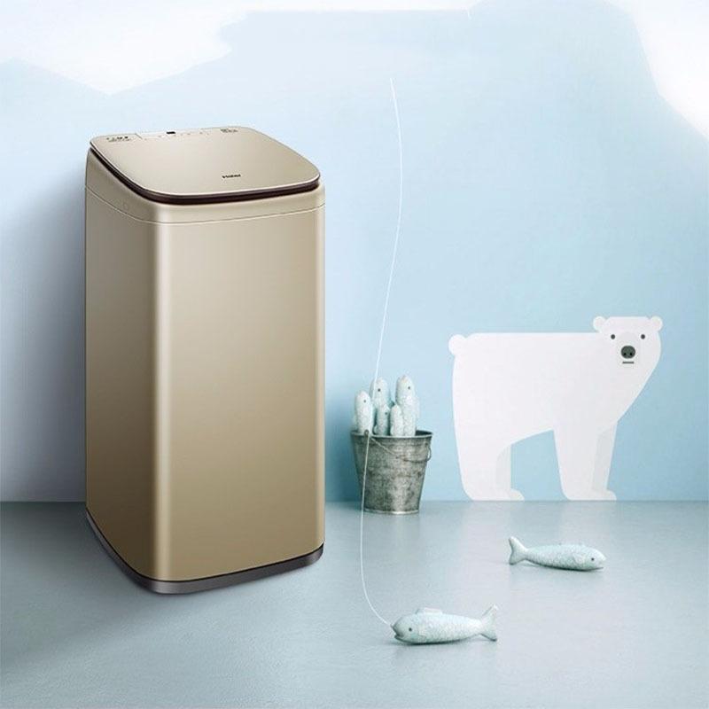 Haier (Haier) 3.3 kg mini automatic pulsator washing machine Haier washing machine