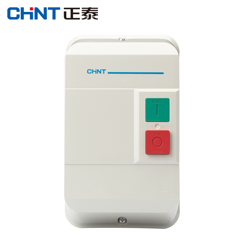 CHNT Zhengtai NQ3 series electromagnetic starter NQ3-5.5P 2 4 6 8 10A leakage protector starter