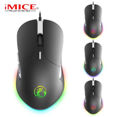 IMICE Chuột vi tính Các nhà sản xuất IMICE trực tiếp cung cấp chuột chơi game có dây cho gà chơi gam