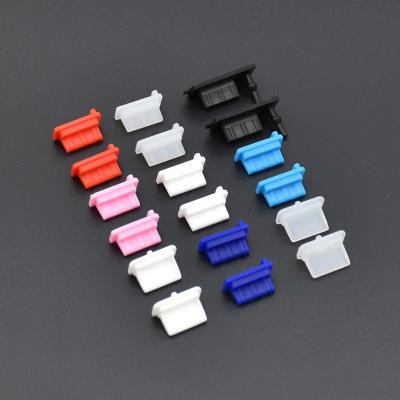 XINDUN Nút cắm chống bụi Phích cắm USB silicon Phích cắm bụi silicon Phích cắm lỗ cắm USB máy tính Ổ