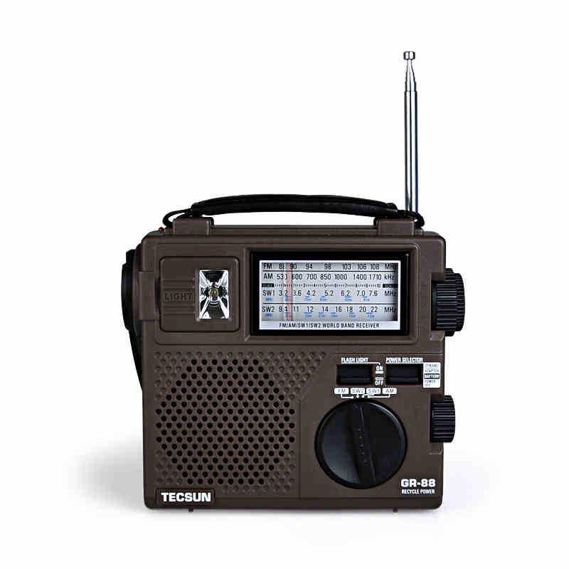 Tecsun/Tecsun GR-88P radio full band radio charging radio for the elderly