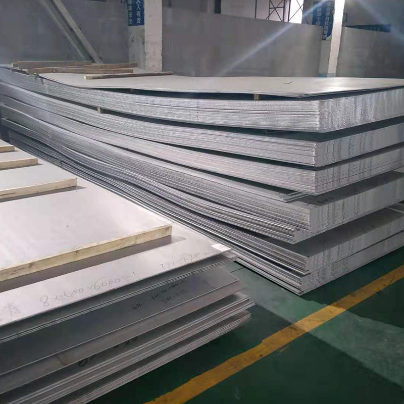 304 stainless steel hot-rolled plate 316 stainless steel medium and thick plate customized cold-roll