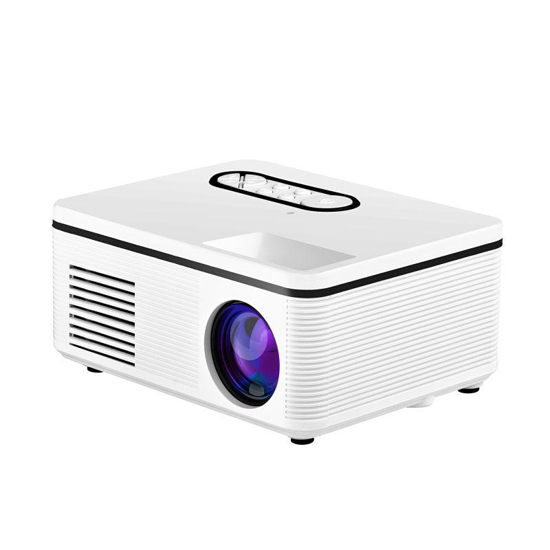 S361 Mini Mini Home Projector Portable LED Projector 1080p HD