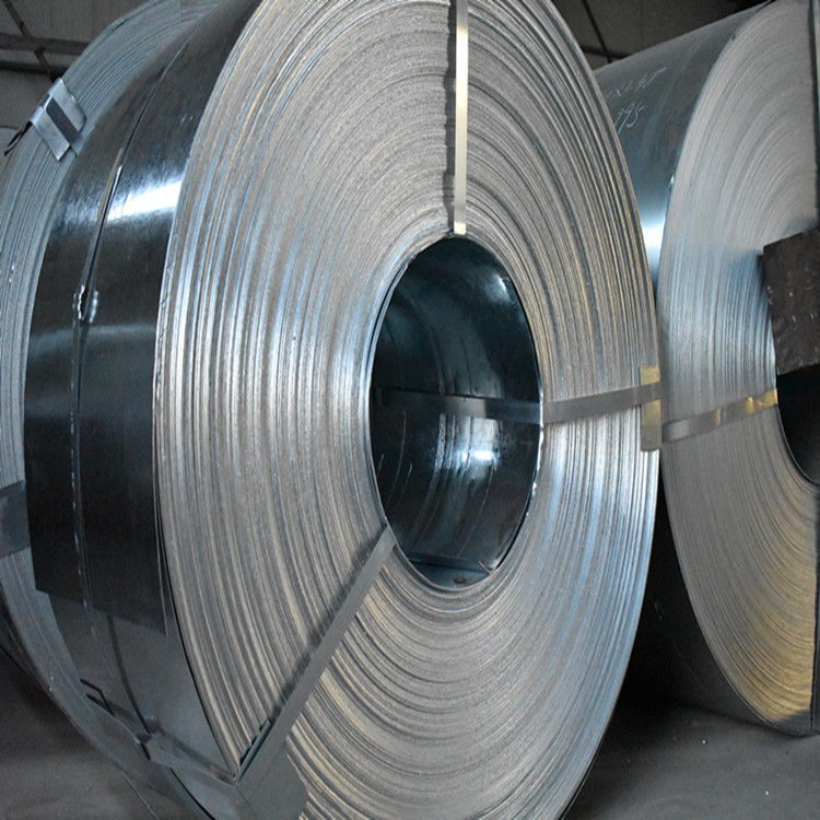 Hot rolled steel strip Cold rolled steel strip Galvanized steel strip