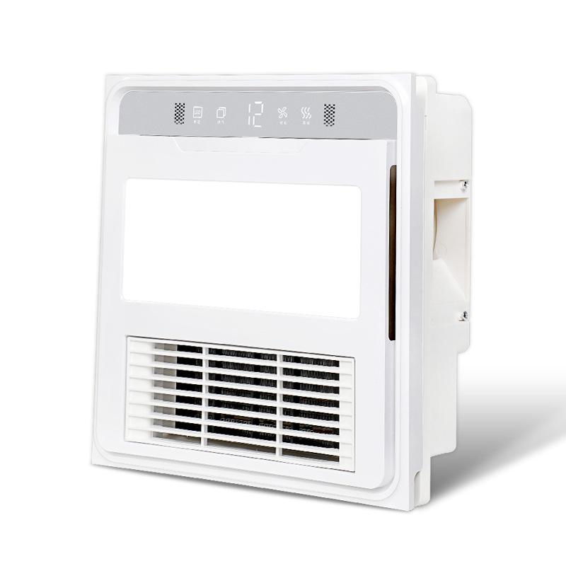 Yuba lamp integrated ceiling exhaust fan lighting integrated heater bathroom toilet heating air heat