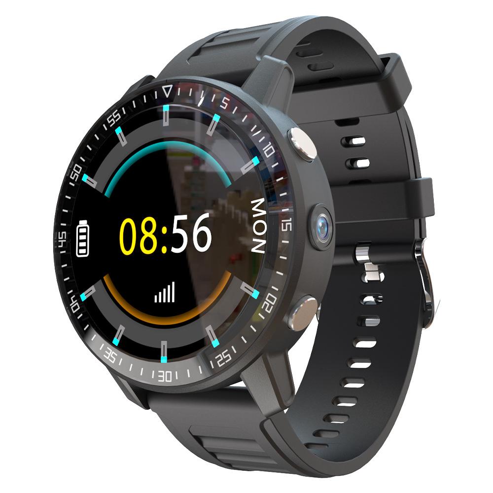 ROYLIFEE 4G Full Netcom Smart Watch CAT1 Internet of Things Bracelet Student Elderly Phone Watch Tra