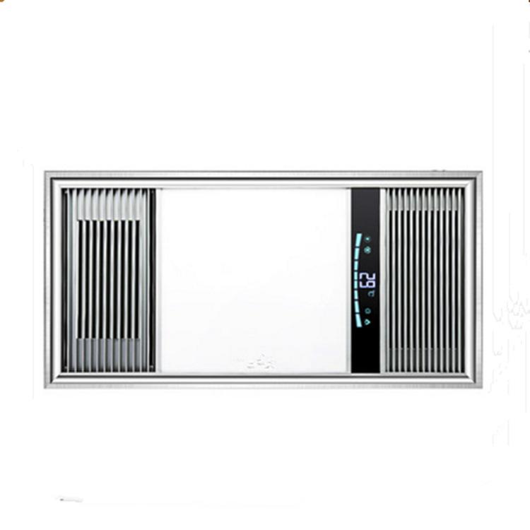 Integrated ceiling Yuba air heating four-in-one Yuba led light bathroom multifunctional embedded bat