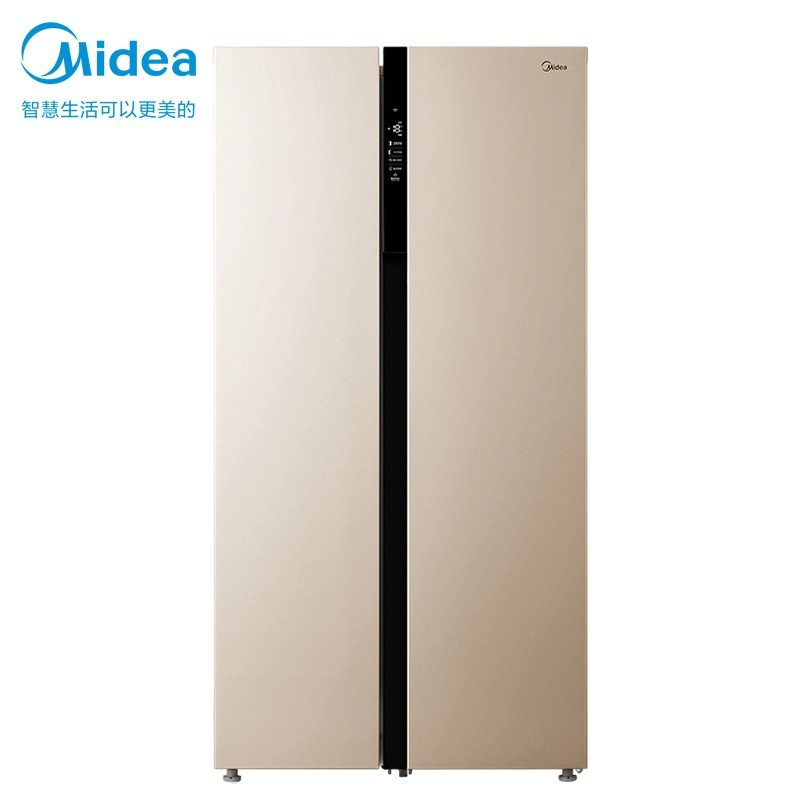 BCD-525 double door refrigerator 525 liters frequency conversion air-cooled household large-capacity