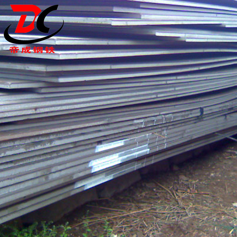 High-strength wear-resistant steel plate WNM400 Wugang Medium and heavy plate