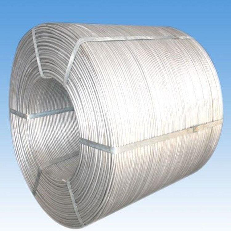 Youhe Metal Galvanized Steel Strand Wire Manufacturer 15.2 Galvanized Steel Strand 1*7