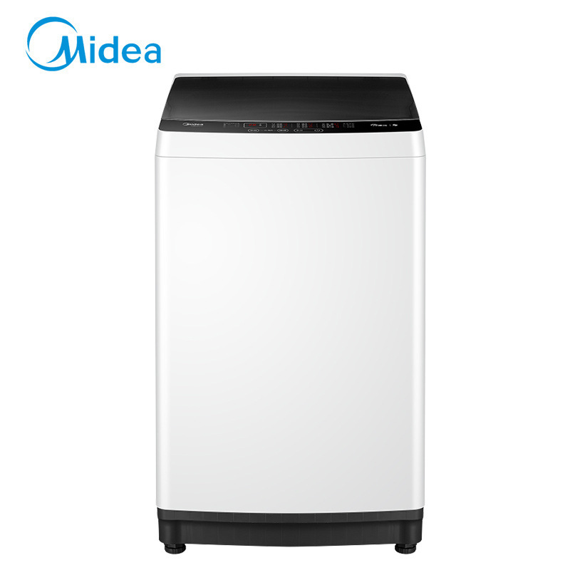 Midea 8 kilograms kg impeller small washing machine automatic household large-capacity washing machi