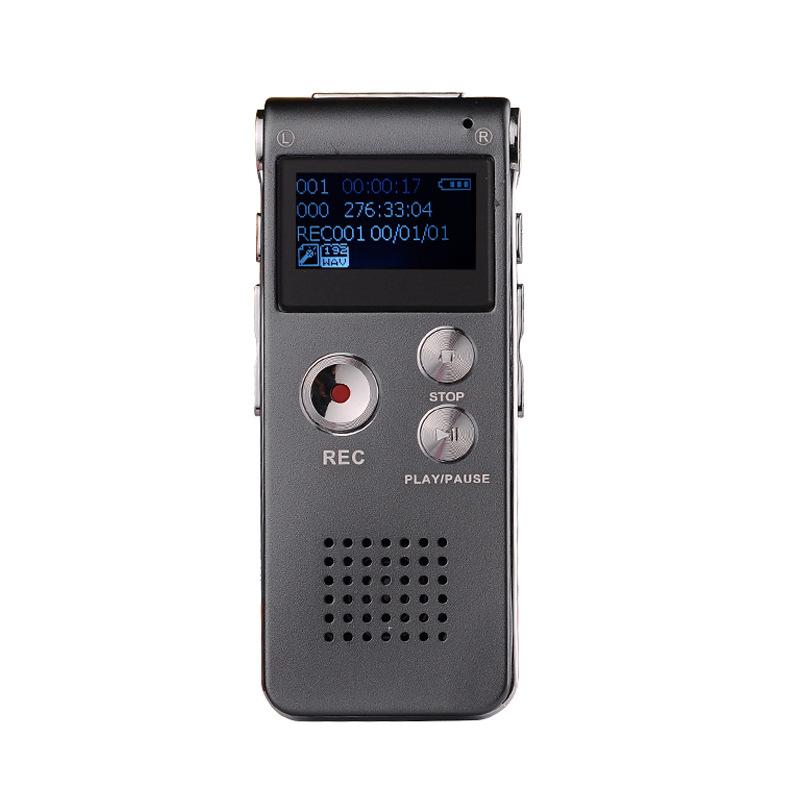 High-definition long-distance noise reduction Voice recorder smart Voice recorder MP3 player Confere