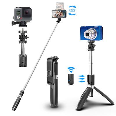 LIANGDIANPAI Gây tự sướng Nổ điện thoại di động Gậy chụp ảnh tự sướng đa năng L02 chân máy tích hợp