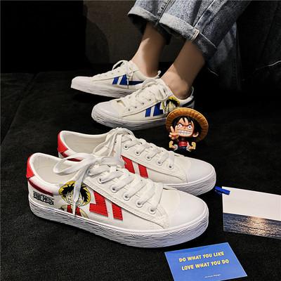 Giày vải phong cách thể thao đường phố